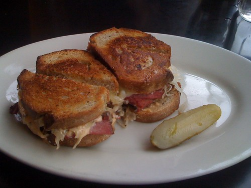 Kenny & Zuke's Reuben Sliders