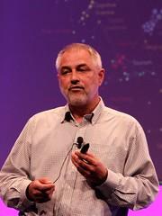 Roger Malina, astronome, Leonardo