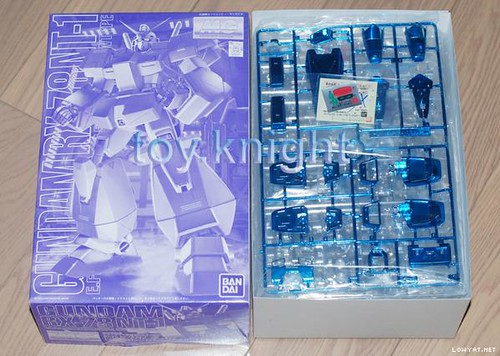Event 2000  RX-78 NT-1 Alex # {Coating - Metallic + Clear} (2)