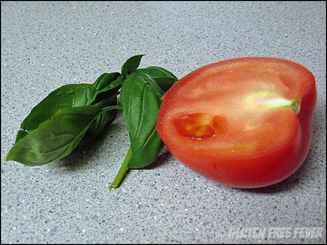 Basil and Tomato Chicken