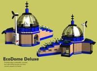 LEGO gambort EcoDome Deluxe