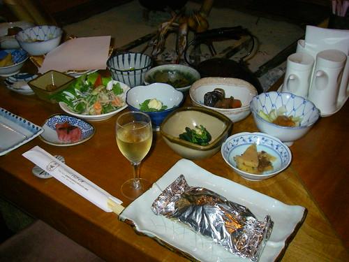 IMGP24805月23日山菜料理