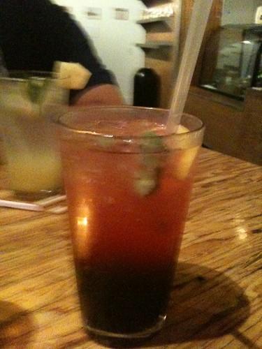 Hibiscus Tea Soda