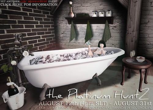 The Platinum Hunt Deux Poster