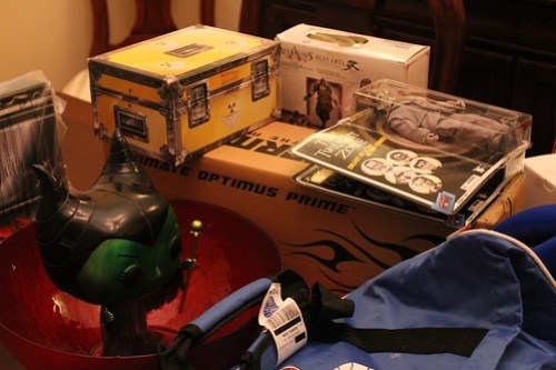 IMG_2097San Diego Comic-Con 2011 merchandise and swag