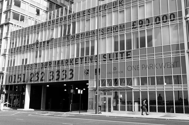 liverpool apartments flats £90,000