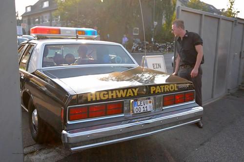 highway patrol leverkusen