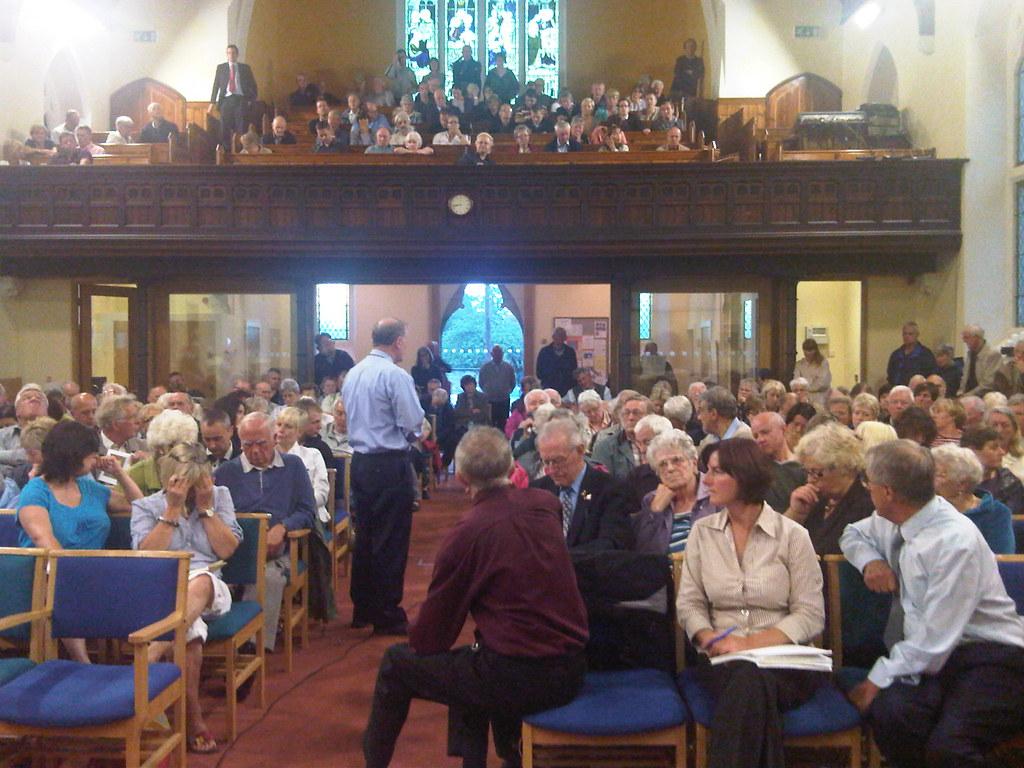 Lindley Moor Public Meeting
