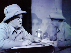 Watching 'Abbott and Costello Meet the M