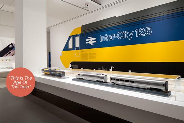 kenneth-grange-exhibition-intercity-125-train