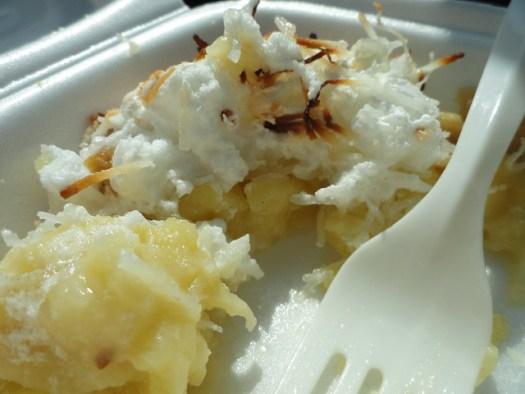Coconut Cream Pie, Chamoun's Rest Haven, Clarksdale MS