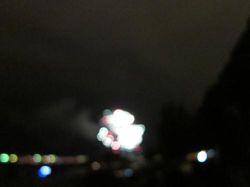 Poorly Shot Fireworks