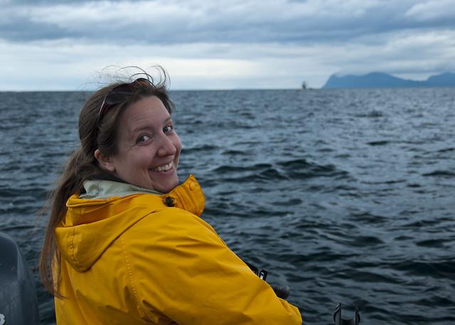 Kate Fishing