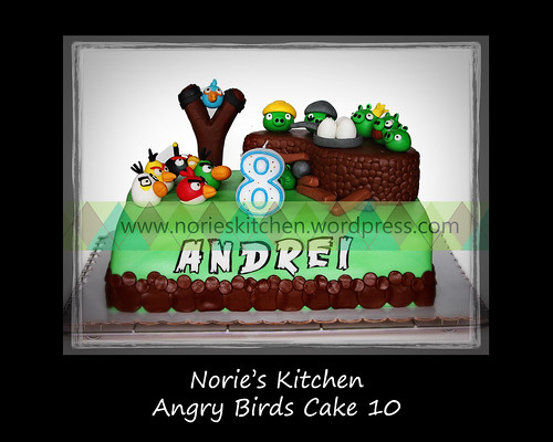 Norie's Kitchen - Angry Birds 10 by Norie's Kitchen