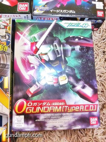 SD 0 Gundam ACD