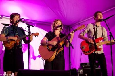 The Little Stevies @ Ottawa Folk Festival 2011