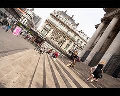 Nationale 'Feestdag' ..... wankelt België .......