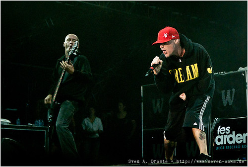 Sam Rivers & Fred Durst / Limp Bizkit