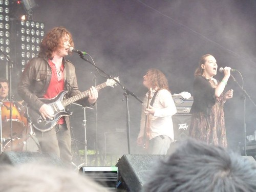 Anathema live at High Voltage