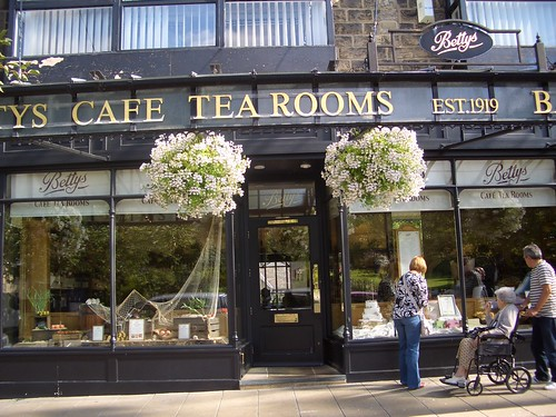 Betty's Tearooms