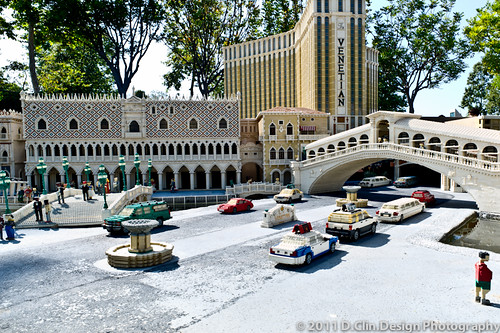 Lego Vegas Pt. 2 by d.clin.design