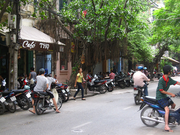 Hanoi Coffee Shops