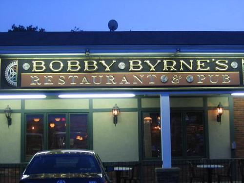 Byrnes Sign
