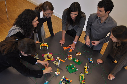 URL: User Requirements with Lego