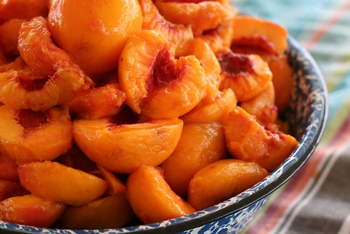 so many peaches....