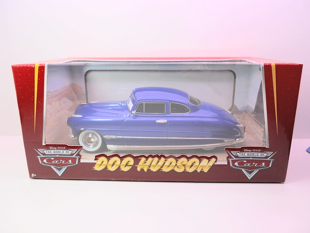 disney cars matty collector doc hudson (1)