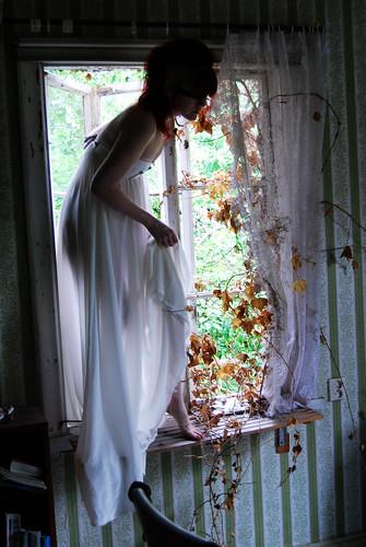 bone dress - 1