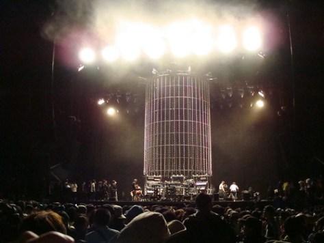 Fuji Rock Festival 2011 Chemical Brothers終演