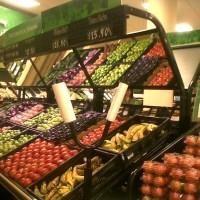 Superama: frutas y verduras