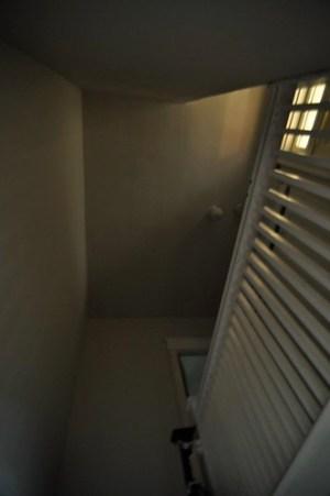 Ceiling before skylight