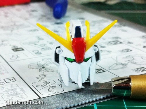 Building MG Zeta 2.0 HD Color Version (part 1) (12)