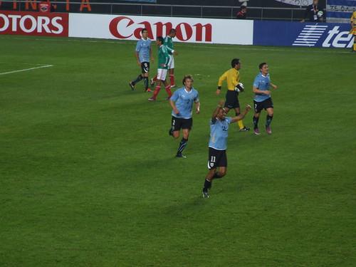 Copa América 2011: Uruguay 1 - 0 Mexico