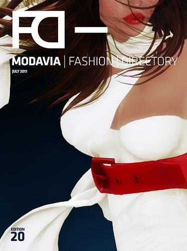 Modavia Fashion Directory - Edition 20