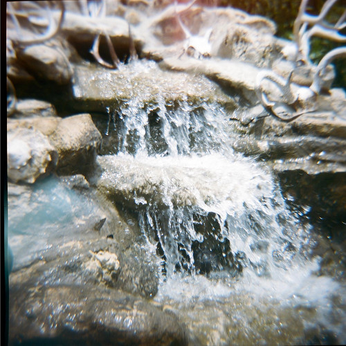antler waterfall