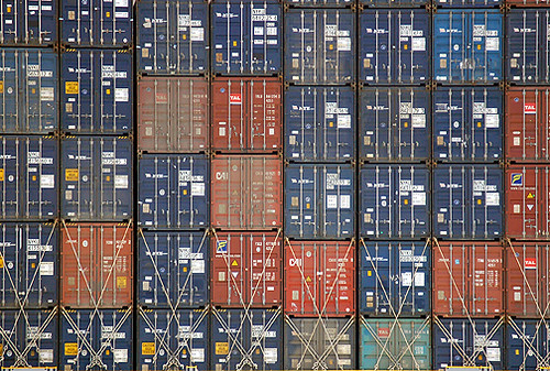 container tetris