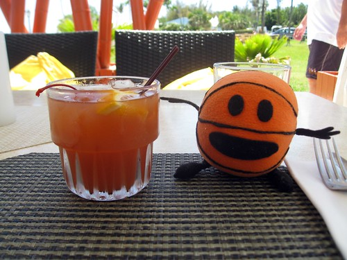 bally and a swizzle