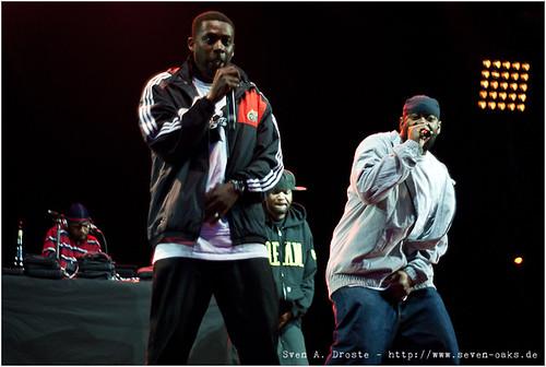 GZA (Gary Grice) / Wu-Tang Clan
