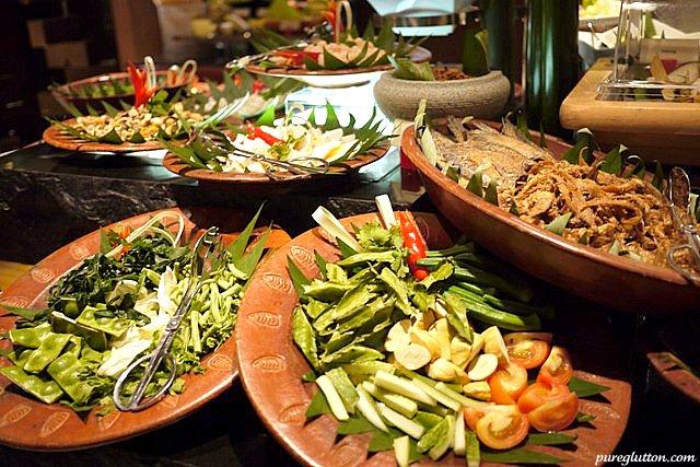 platters salad