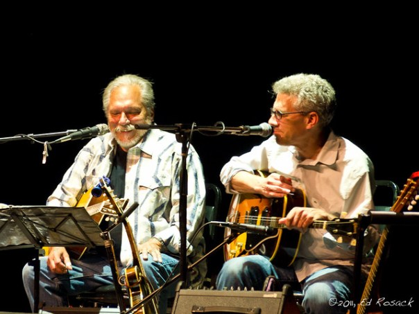 Jorma Kaukonen and Barry Mitterhoff