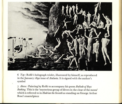 Ballade of Boys Bathing painting