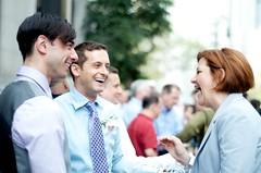 NYC Gay Wedding Day