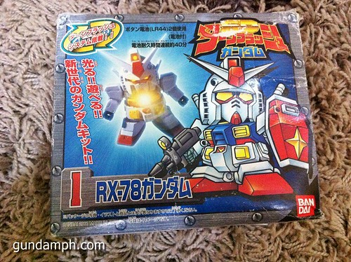 SD Rx-78-2 with LED Gimmick with Board Game (1)