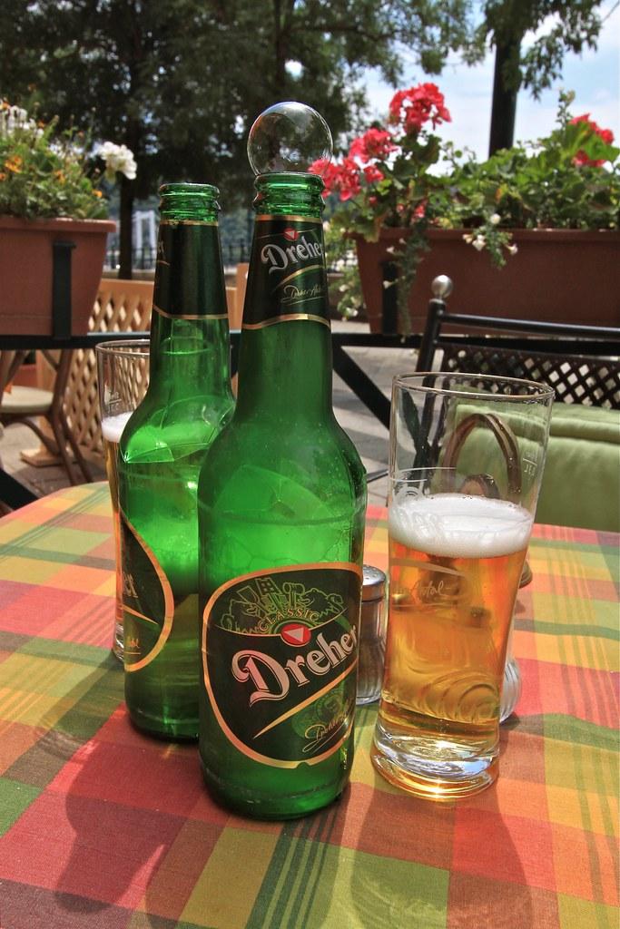 Bière et bulle, Budapest, Hongrie