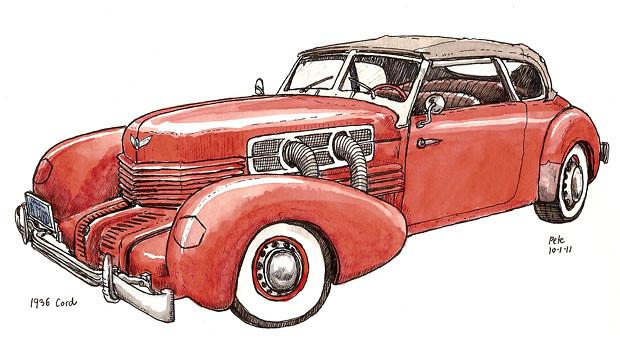 1936 cord