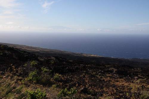 Lava Field View