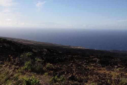 Lava Field View